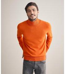 maglia dolcevita cashmere ultrasoft