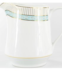 leiteira porcelana schmidt - dec. audrey - multicolorido - dafiti