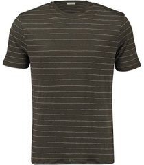 t-shirt bs catania legergroen