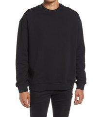 ksubi men's kross biggie graphic sweatshirt, size xx-large in black at nordstrom
