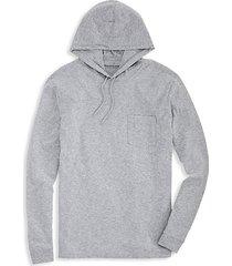blank whale hoodie