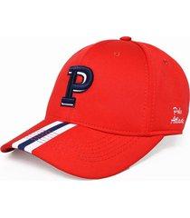 gorra carlton rojo