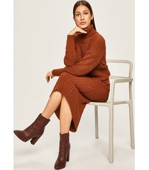 answear - komplet sweter + spódnica