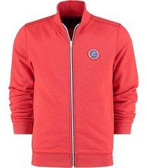 new zealand auckland vest herengawe 606 fury red