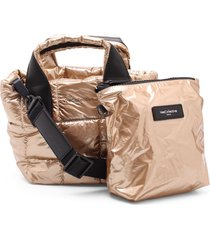 veecollective vee collective the porter mini nylon tote bag