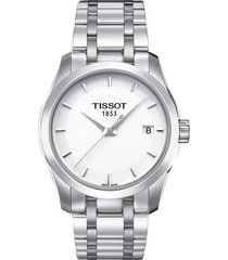 reloj tissot t-trend couturier t035.210.11.011.00 mujer