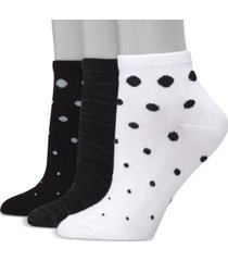 hanes women's ultimate comfortsoft 3pk ankle socks