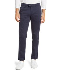 brax evans straight leg stretch pants, size 40 x 34 in navy at nordstrom