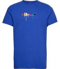 el giorvoa tee t-shirts short-sleeved blå ellesse