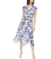 jessica howard petite floral maxi dress