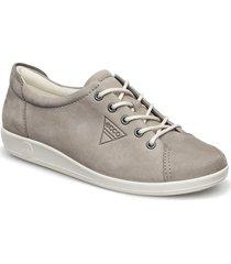 soft 2.0 låga sneakers grå ecco