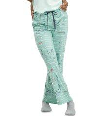 hue women's resolutions pajama pants