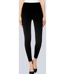 legging alba moda zwart