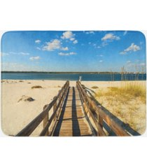 ambesonne beach bath mat bedding