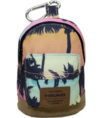 mini mochila palms head