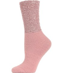 lamb net mod women's crew socks