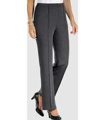 broek m. collection antraciet
