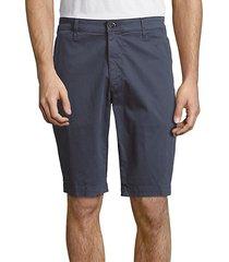 griffin cotton shorts