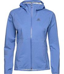 lightning wp jkt w marina outerwear sport jackets blå salomon