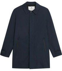 abrigo nylon ripstop carcoat