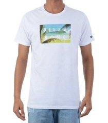 camiseta billabong sol e praia x9 masculina