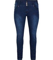 adia + pantalon 793-157 jeans rome blauw