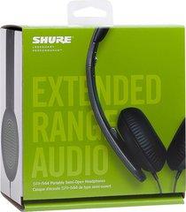 audifonos semi abiertos shure srh144