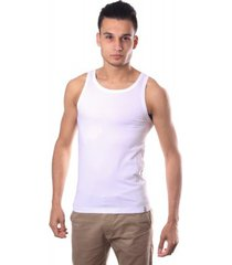 schiesser men singlet shirt white