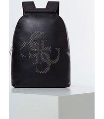 plecak z ćwiekami i logo 4g model icon