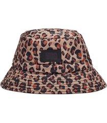women's ugg bucket hat - beige