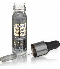 hidratante argila negra fenzza regenera a pele 15ml