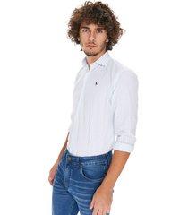 camisa blanca crow nashville classics
