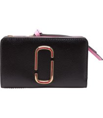 marc jacobs continental snapshot leaher wallet