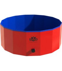 petmaker pet pool and bathing tub-foldable with carrying bag included