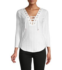 free people women's ice cold top - sun fade - size xs