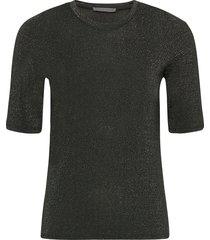 uba t-shirts & tops short-sleeved zwart tiger of sweden