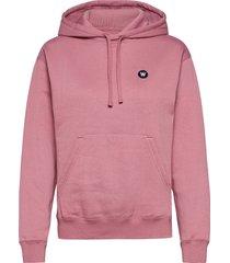 jenn hoodie hoodie trui roze wood wood