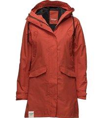 womens rain jacket from the se sommarjacka tunn jacka röd tretorn