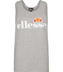 el abigaille t-shirts & tops sleeveless grå ellesse