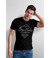 camiseta base nobre estil t- shirt masculina - masculino