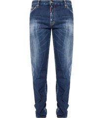 cool guy jean stonewashed jeans
