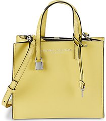 the grind pebbled-leather mini tote