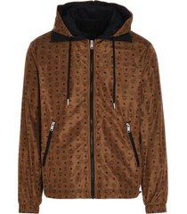 mcm zip up jacket mcm collection jacket