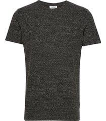 neps structure tee s/s t-shirts short-sleeved svart lindbergh