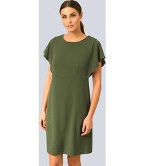jurk alba moda groen
