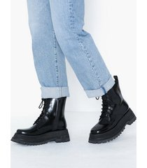 jeffrey campbell mechanic leather flat boots