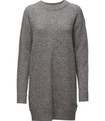 nor o-n dress 7355 kort klänning grå samsøe samsøe
