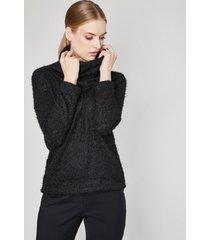 sweter taltal black