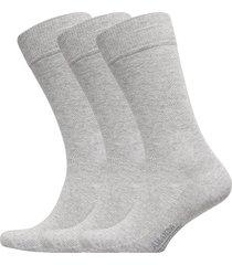 true ankle sock 3-pack underwear socks regular socks grå amanda christensen