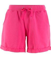 shorts in felpa (fucsia) - bpc bonprix collection